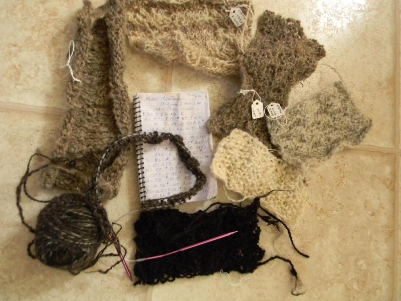 Shetland samples Sept 11