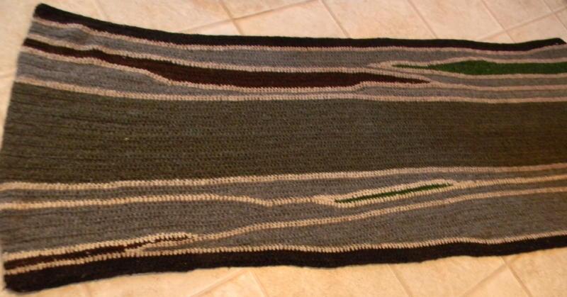 Caledonia crochet fine wool afghan_1_1