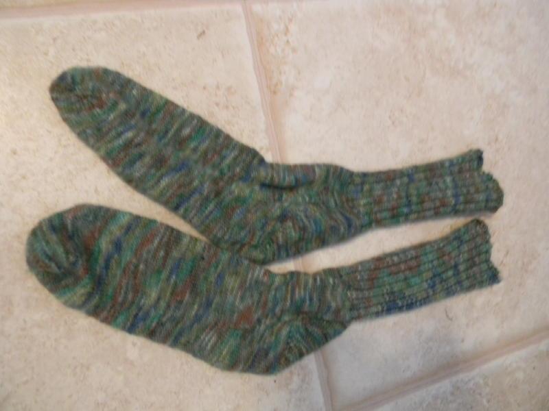 Green Rider socks_1_1