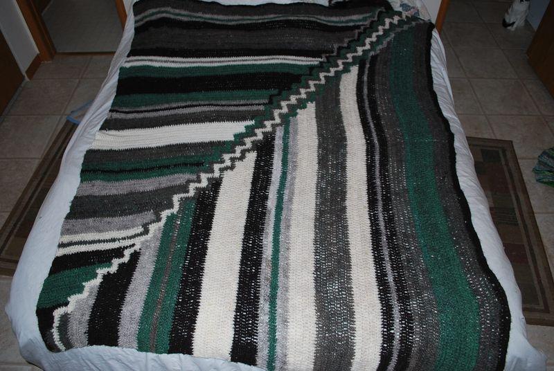 FO crochet afghan