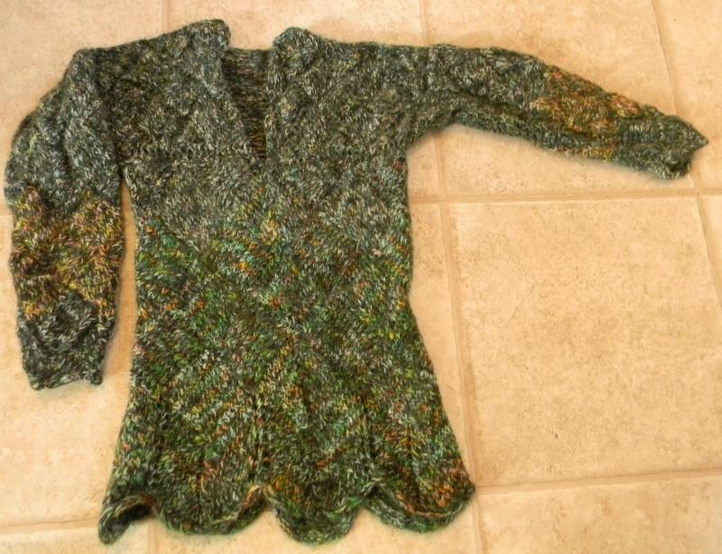 Shetland entrelac sweater F_1_1