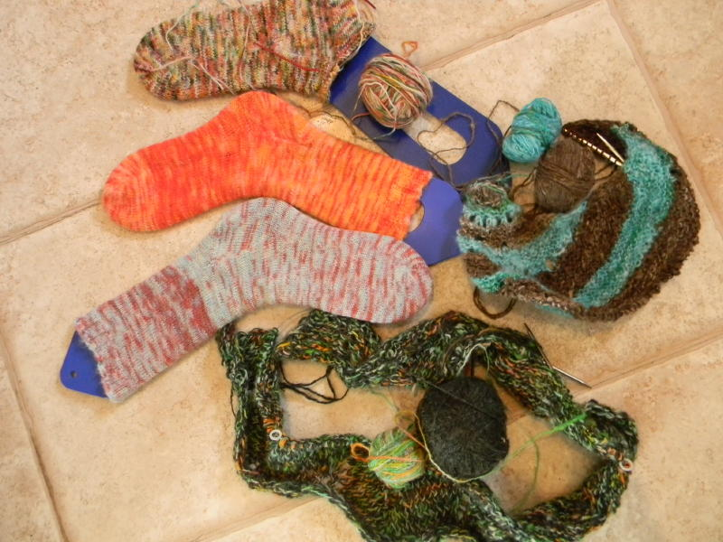 Knitting FO and UFOs_1_1